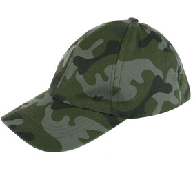 Regatta Cuyler III Cap Kids racing green camo print